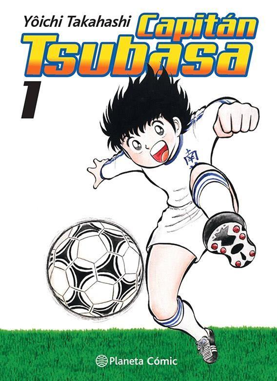 Capitán Tsubasa 01