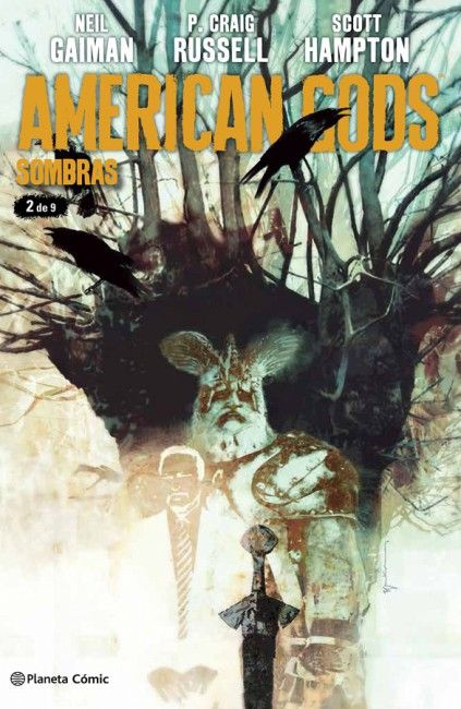AMERICAN GODS: SOMBRAS  02