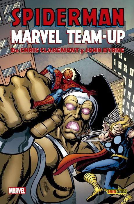 Spiderman. Marvel Team-Up de Chris Claremont y John Byrne