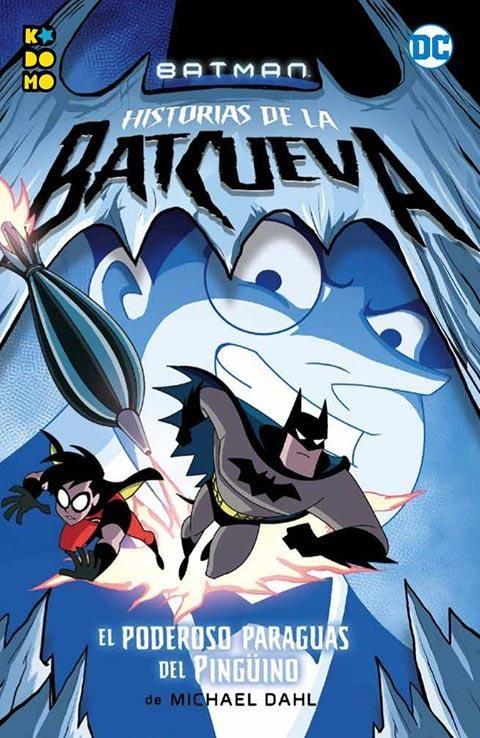 Batman: Historias de la Batcueva - El poderoso paraguas del Pingüino