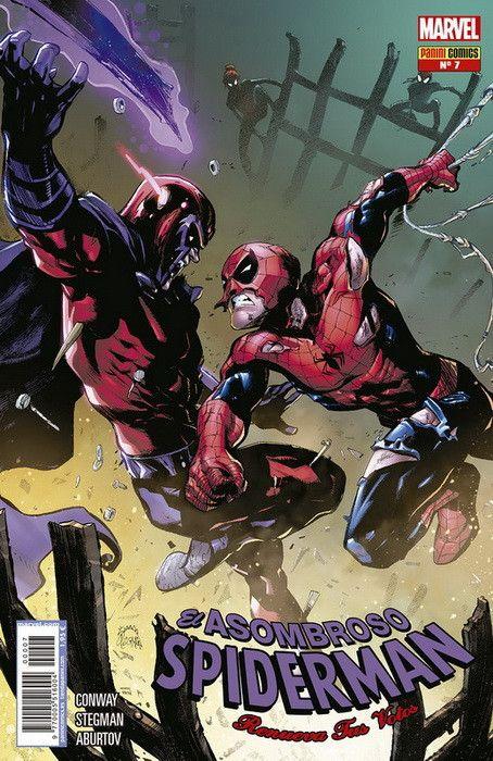 El Asombroso Spiderman: Renueva Tus Votos 07