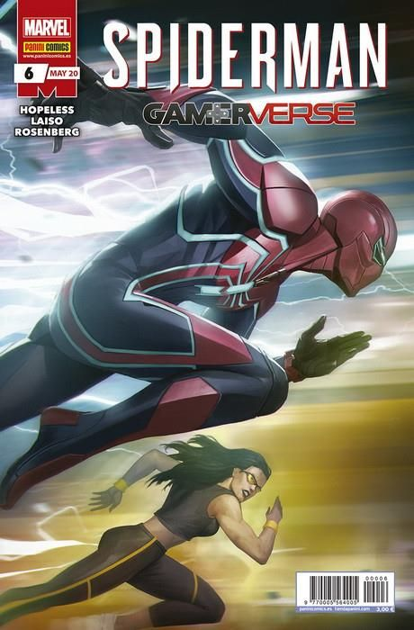 SPIDERMAN: GAMERVERSE 06