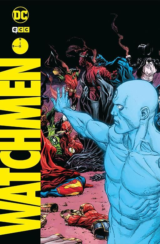 Coleccionable Watchmen 19 (de 20)