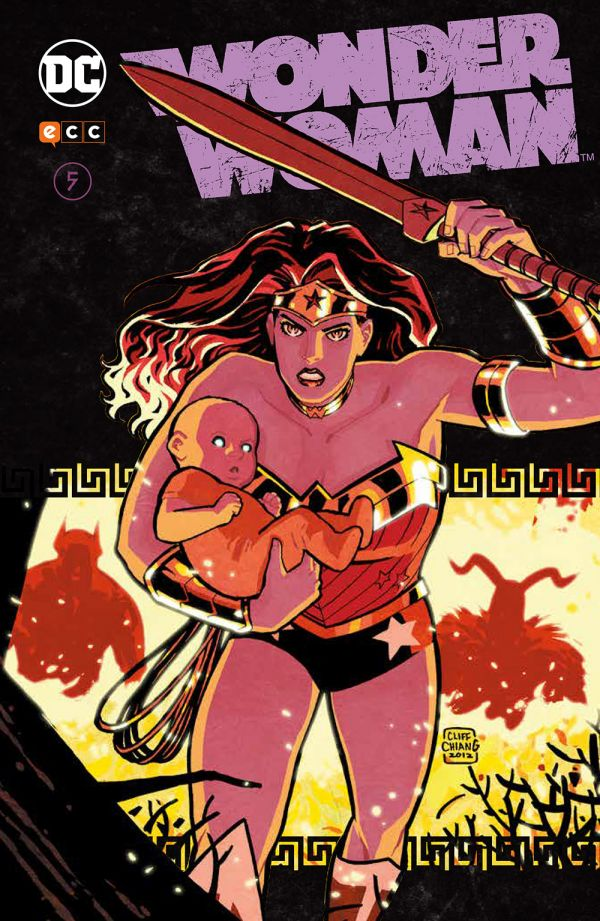 Wonder Woman Coleccionable 05