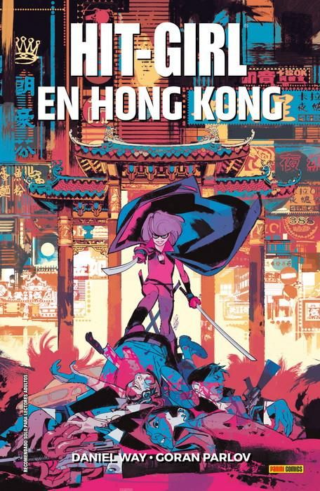HIT-GIRL 05. EN HONG KONG
