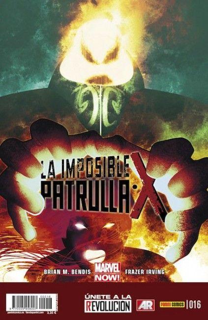 LA IMPOSIBLE PATRULLA-X 16