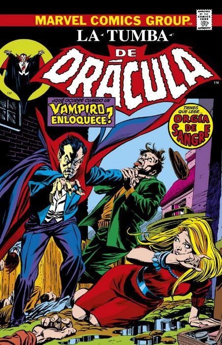Biblioteca Drácula. La Tumba de Drácula 04 (de 10)