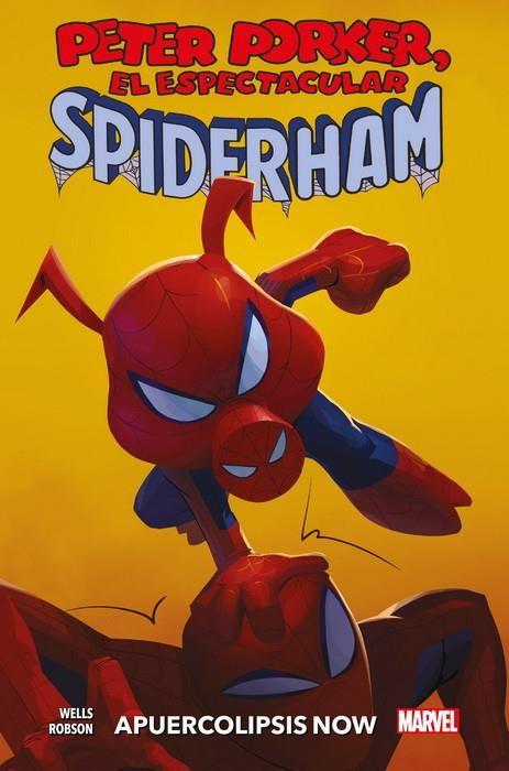 Peter Porker, El Espectacular Spiderham: Apuercolipsis Now