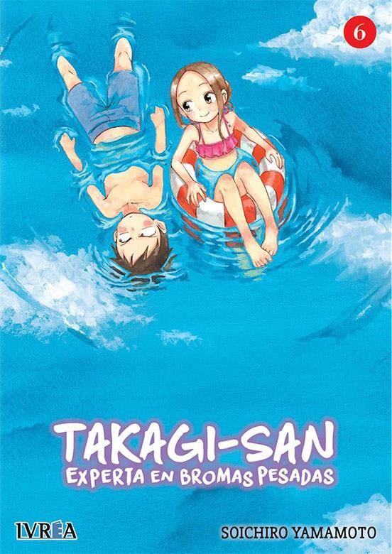 Takagi-san. Experta en bromas pesadas 06