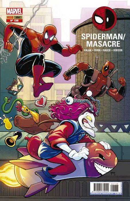 El Asombroso Spiderman 138