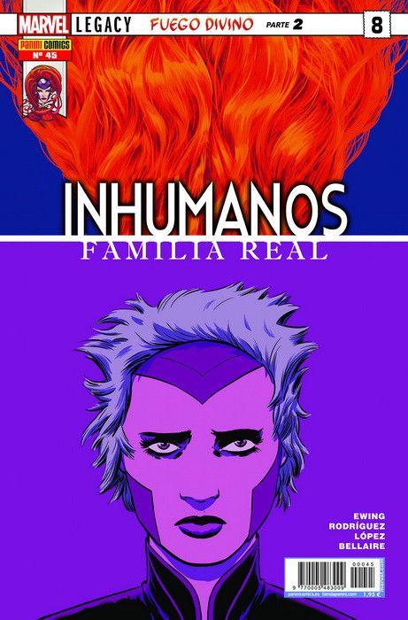 INHUMANOS. FAMILIA REAL 08