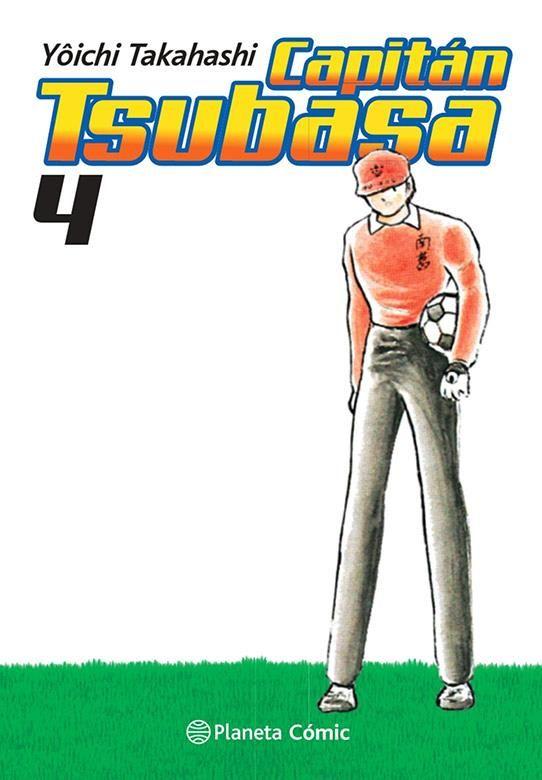 Capitán Tsubasa 04