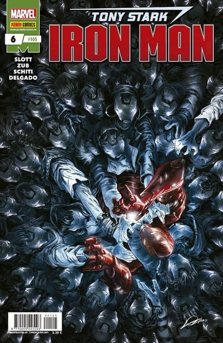 TONY STARK: IRON MAN 06 (105)