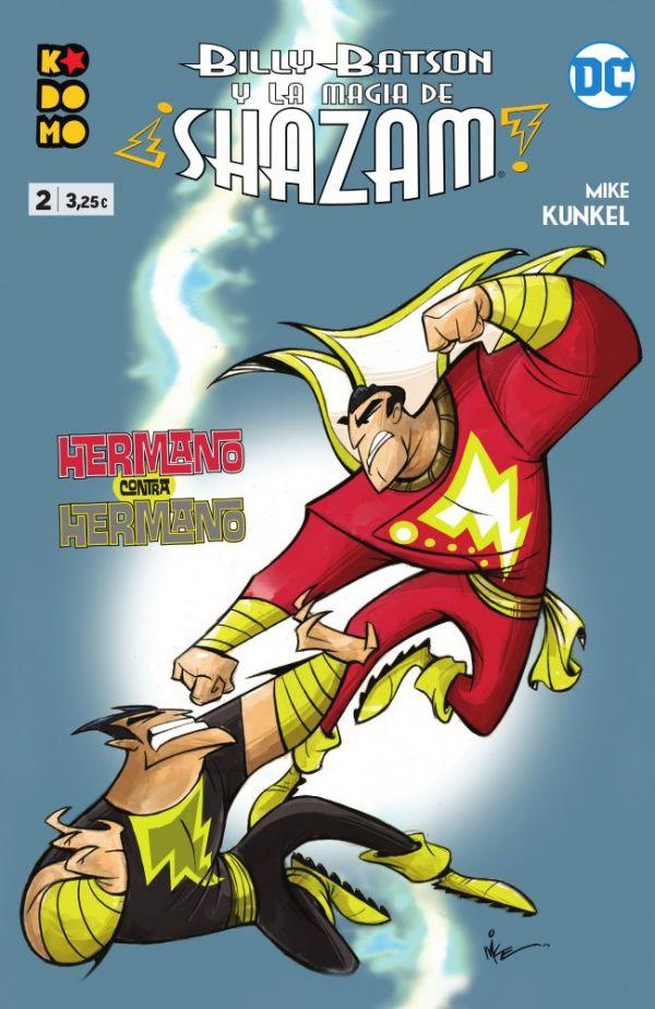 BILLY BATSON Y LA MAGIA DE ¡SHAZAM! 02