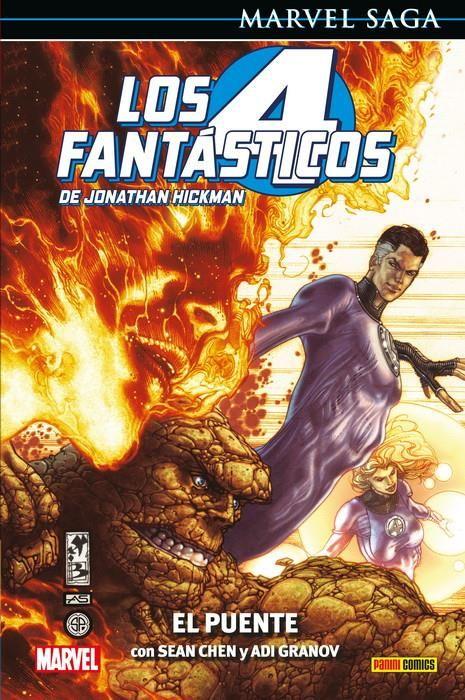 LOS 4 FANTÁSTICOS DE JONATHAN HICKMAN 01