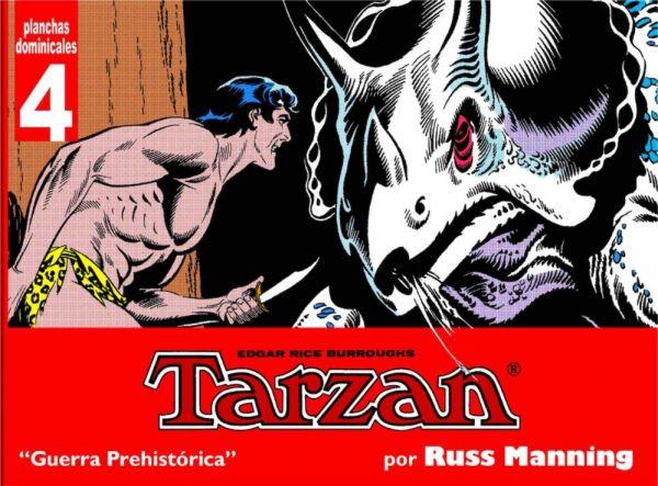 TARZAN. PLANCHAS DOMINICALES 04