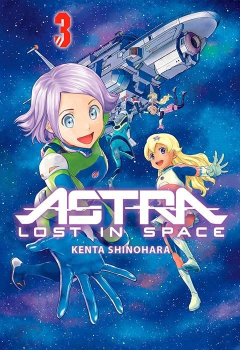 ASTRA. LOST IN SPACE 03