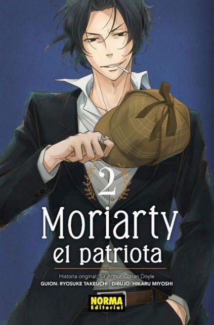 MORIARTY, EL PATRIOTA 02