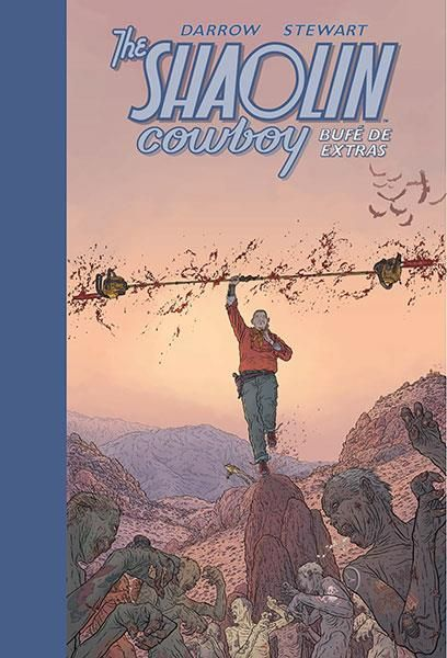The Shaolin Cowboy 02. Bufé de extras