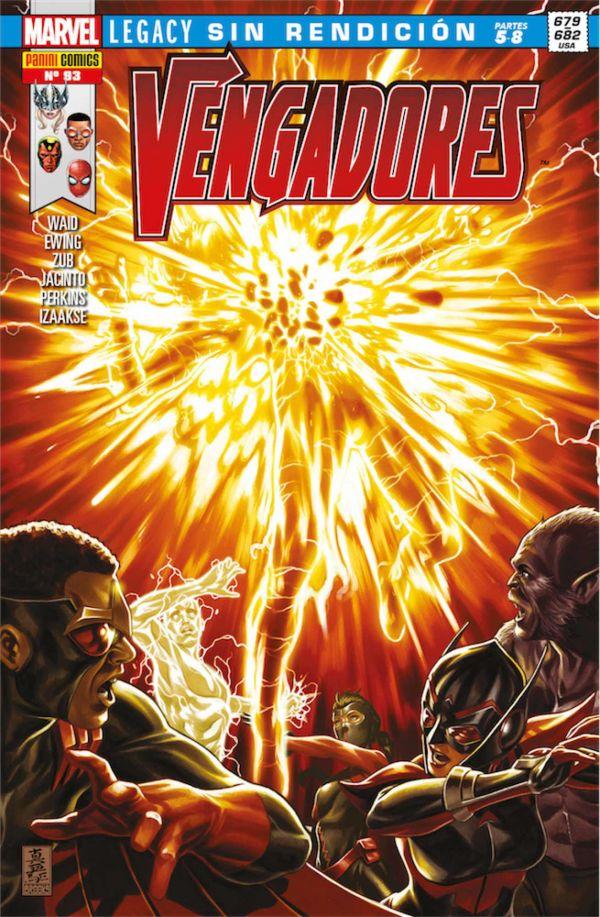 VENGADORES 93