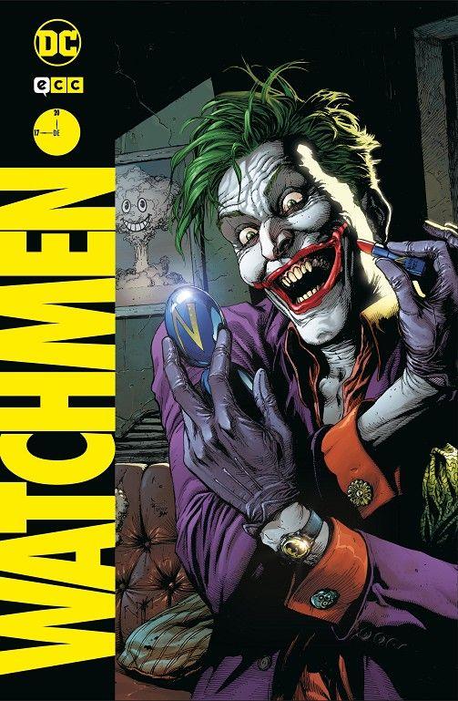 Coleccionable Watchmen 17 (de 20)