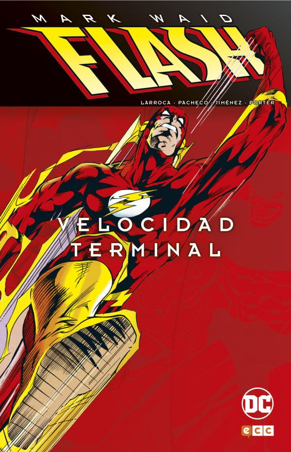Flash de Mark Waid 04: Velocidad Terminal