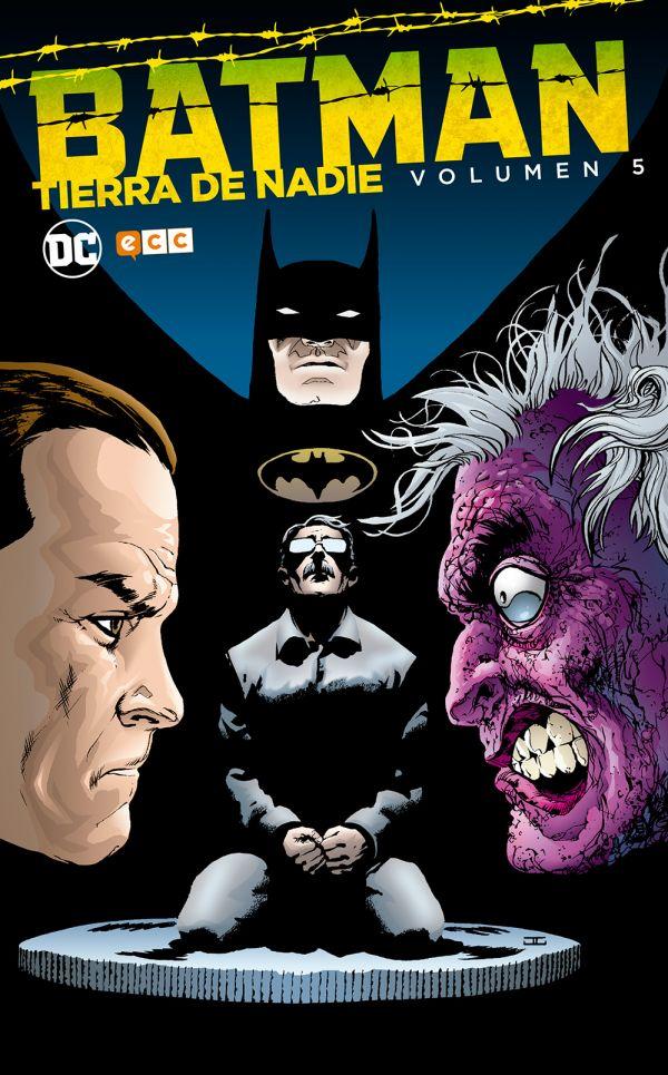Batman: Tierra de nadie vol. 05