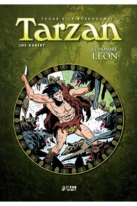 Tarzán: El hombre león Vol. 3