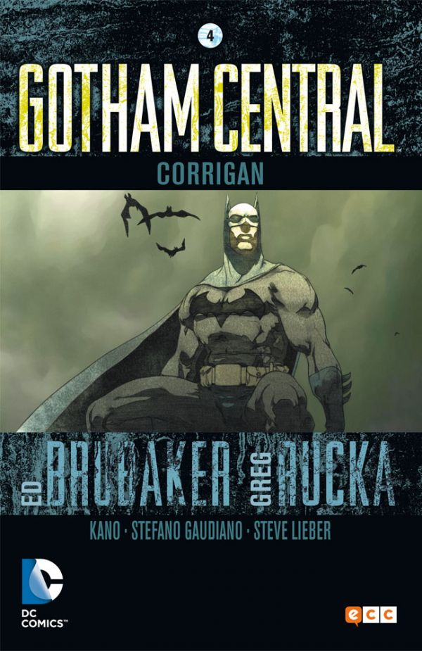 GOTHAM CENTRAL 04