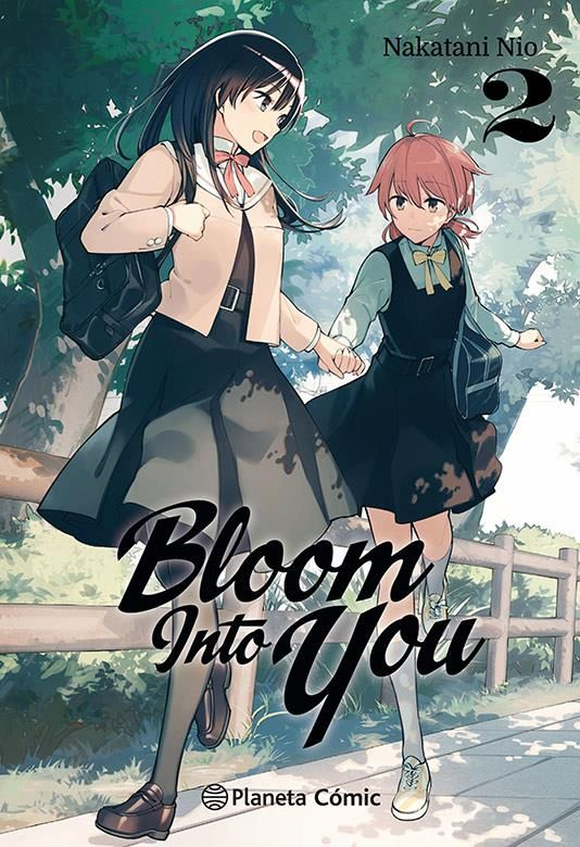 BLOOM INTO YOU 02 (DE 06)
