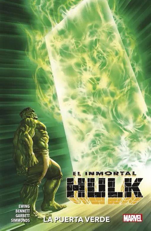 El Inmortal Hulk 02. La puerta verde (Marvel Premiere)