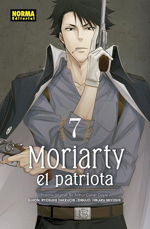 MORIARTY, EL PATRIOTA 07
