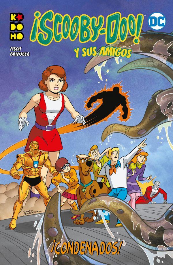 Scooby-Doo! y sus amigos Vol. 10 (SERIE EN TOMO)