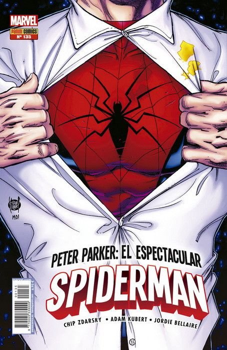 PETER PARKER: EL ESPECTACULAR SPIDERMAN 135