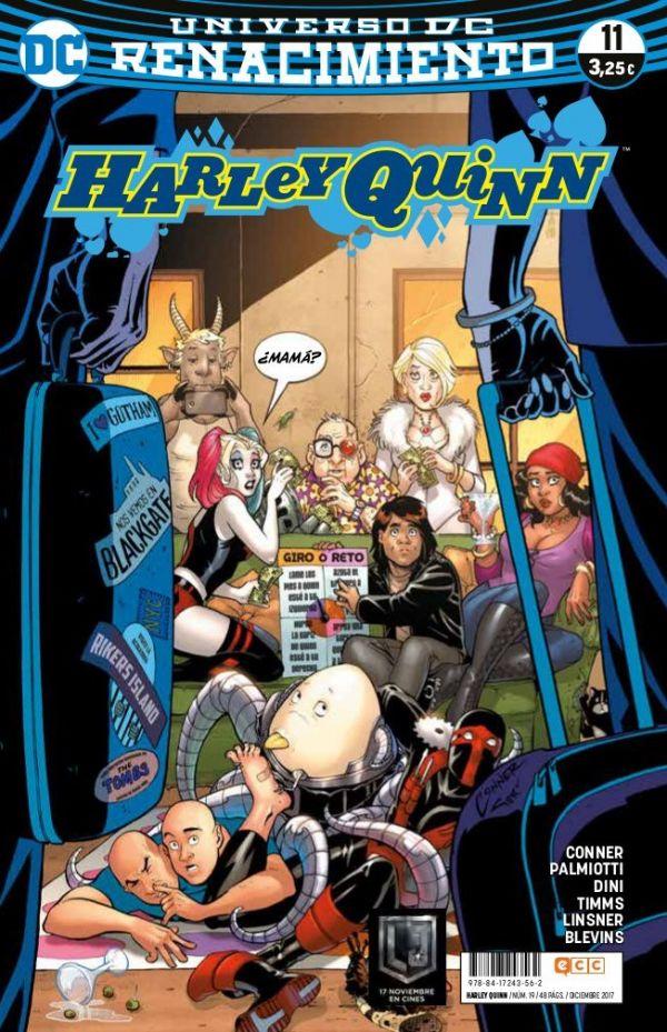 Harley Quinn núm. 11 (Renacimiento)