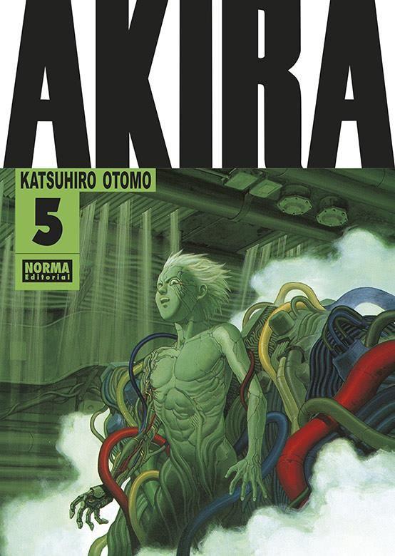 Akira Edición Original 05 ( de 6)