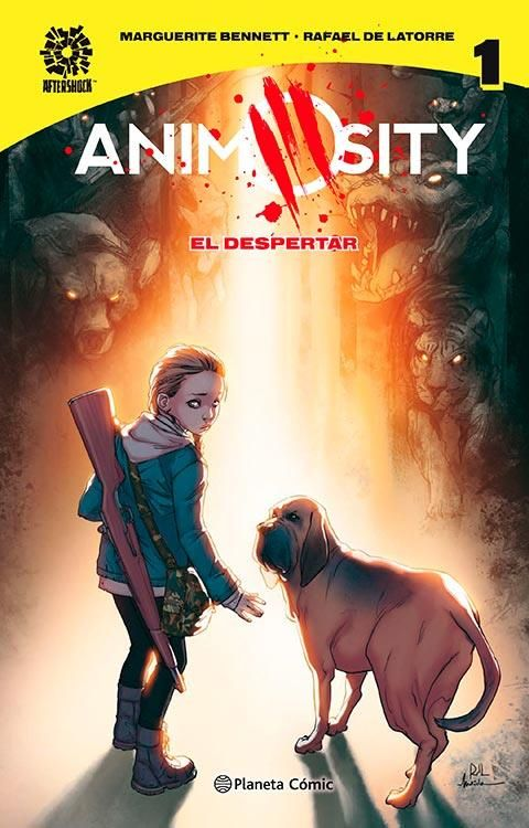 ANIMOSITY 01. EL DESPERTAR