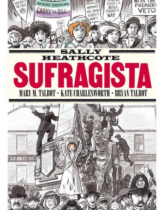 SALLY HEATHCOTE. SUFRAGISTA