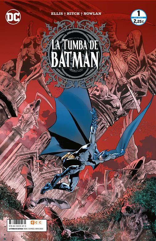 La tumba de Batman 01 (de 12)