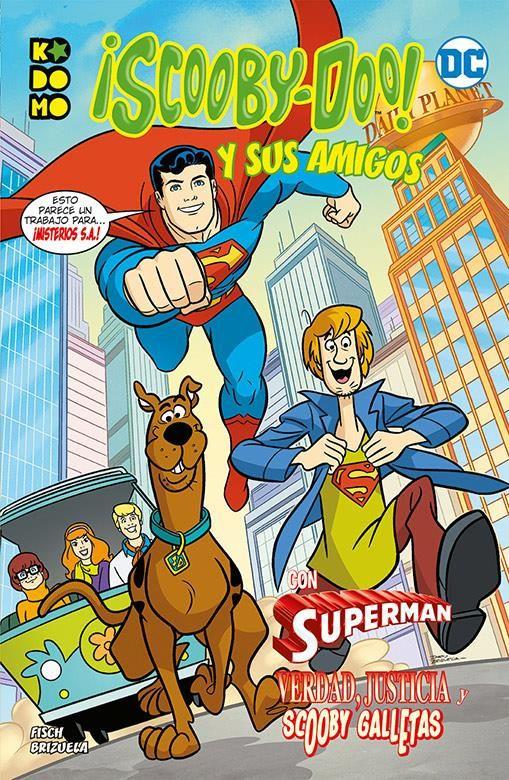 Scooby-Doo! y sus amigos Vol. 03 (SERIE EN TOMO)