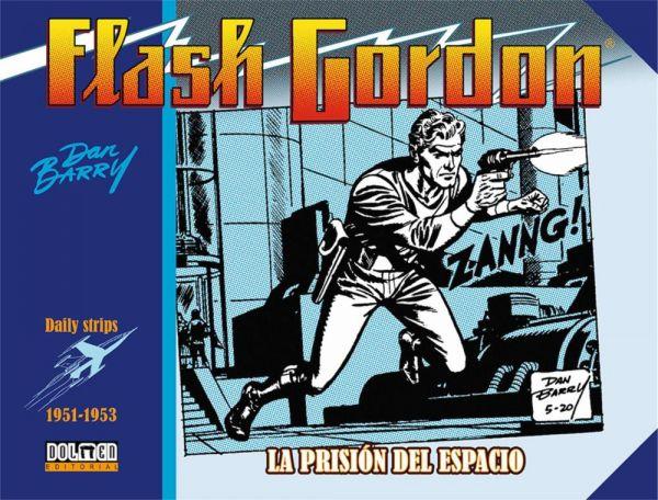 Flash Gordon. La prisión del espacio. 1951-1953