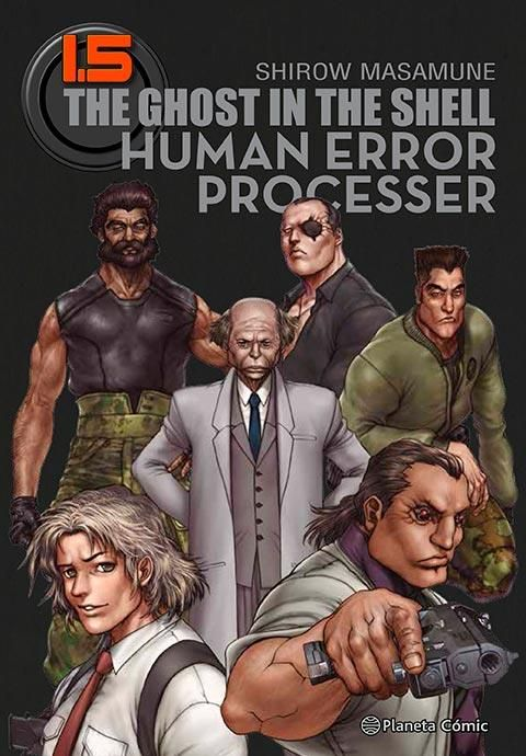 Ghost in the Shell 1.5. Human Error Processer (Edición Trazado)
