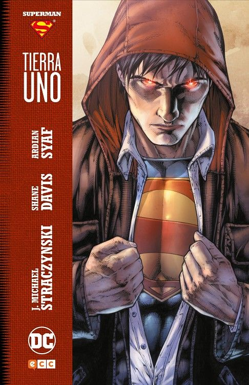 SUPERMAN TIERRA UNO (INTEGRAL)