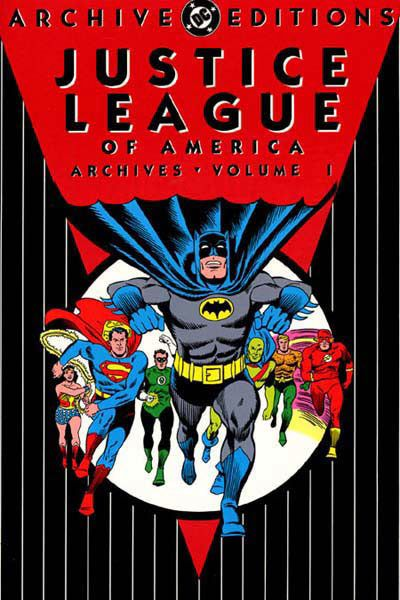 PACK OFERTA: ARCHIVE EDITION. JUSTICE LEAGUE OF AMERICA.TOMOS 01 AL 09