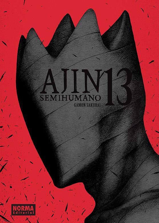 Ajin (Semihumano) 13