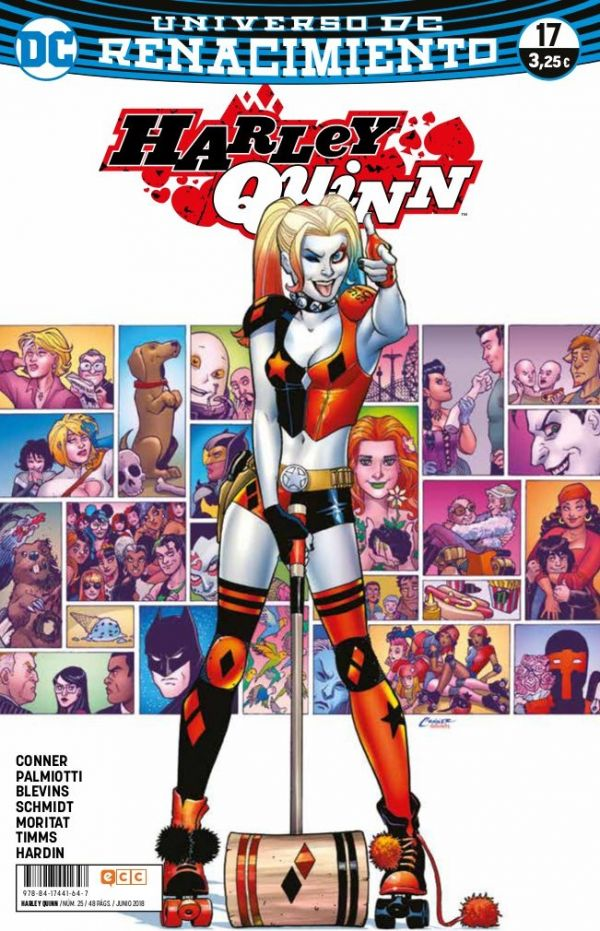 Harley Quinn núm. 17 (Renacimiento)