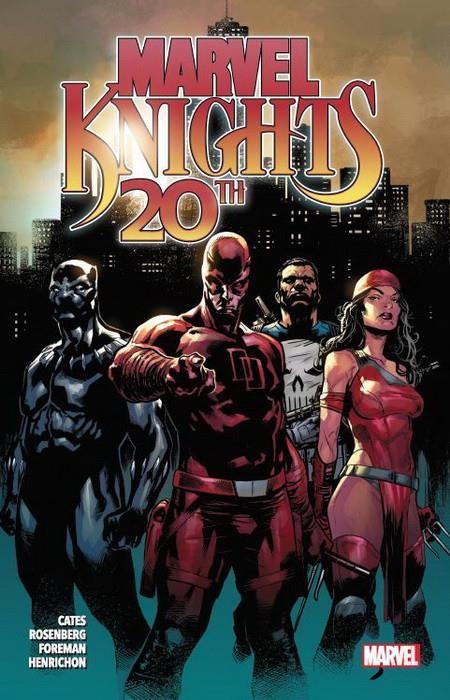Marvel Knights: 20 Años