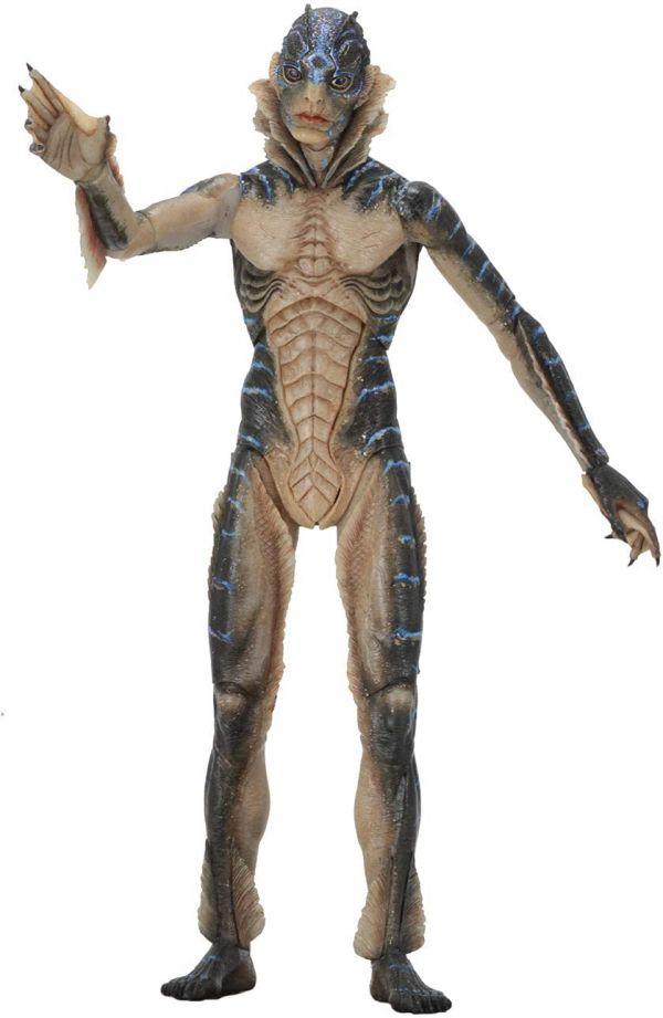 Guillermo del Toro Figura Neca Signature Collection Amphibian Man (La forma del agua) 20 cm