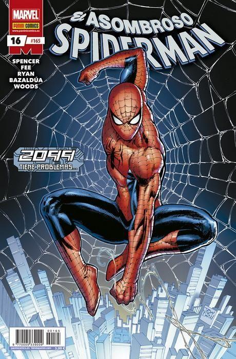 EL ASOMBROSO SPIDERMAN 16 (165)