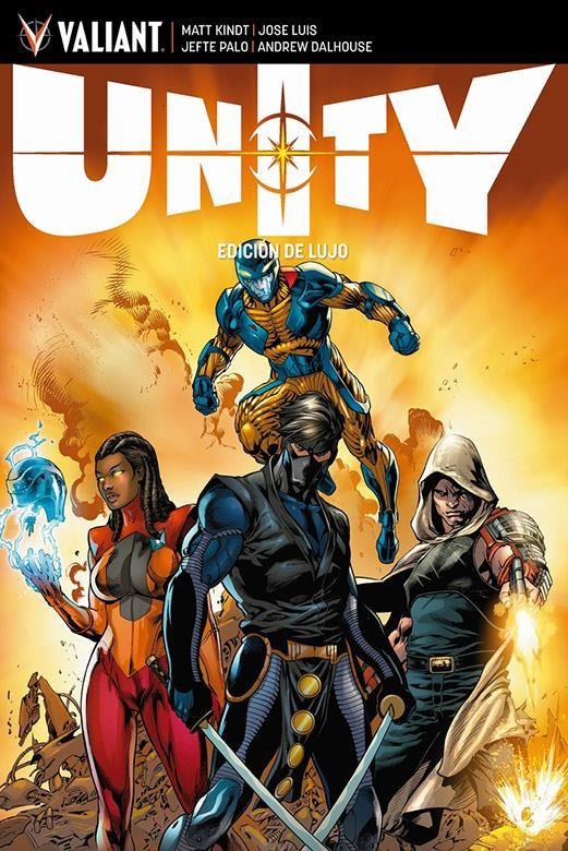 Unity. Edición de lujo